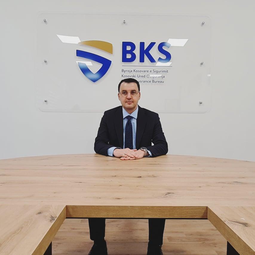Byroja Kosovare e Sigurimit (BKS) me logo të re