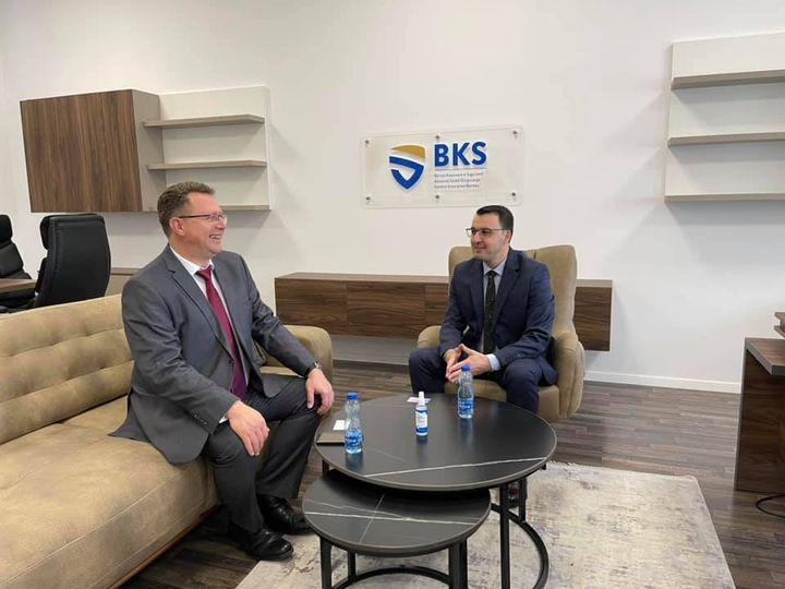 Byroja dhe Oda Ekonomike e Britanisë në Kosovë me memorandum bashkëpunimi
