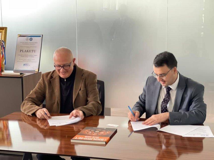 BKS-ja dhe AAB-ja nënshkruajnë Memorandum Bashkëpunimi